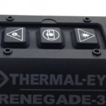 L3 Renegade 320X Thermal-Eye Weapon Sight Buttons
