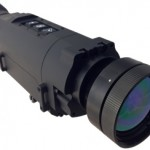 L3 Renegade 320X Thermal-Eye Weapon Sight Lens View