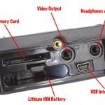 XDVR-XP Micro DVR Interface Description